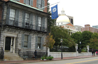 Unitarian Universalist Headquarters, 25 Beacon Street